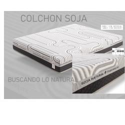 Colchón Soja Natural